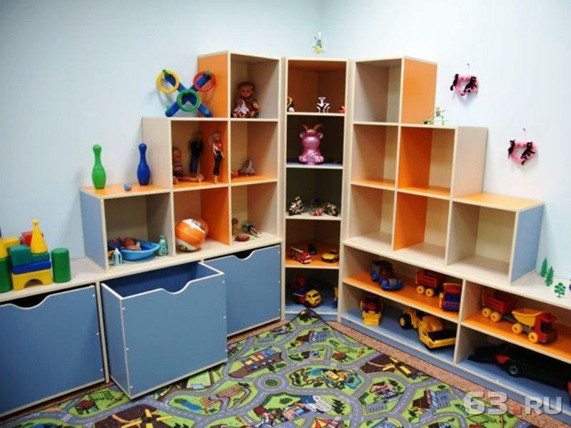 Мебель для детских садов и медучреждений.