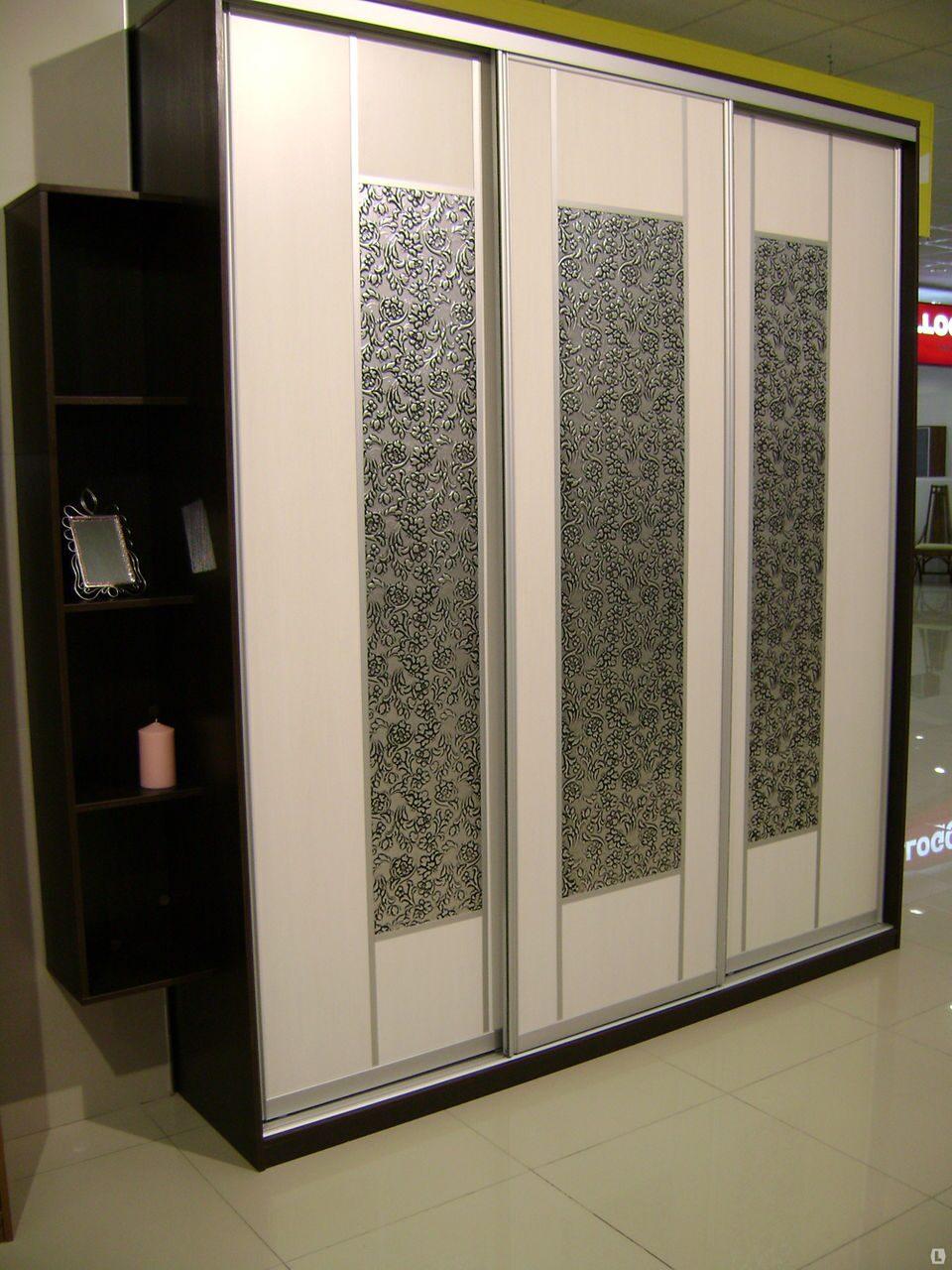 Фото дизайна шкафов из пластика.